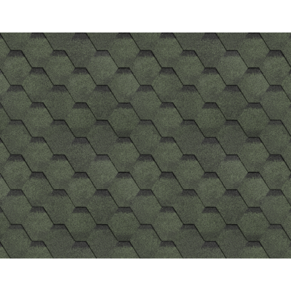 Финская черепица (зеленый)