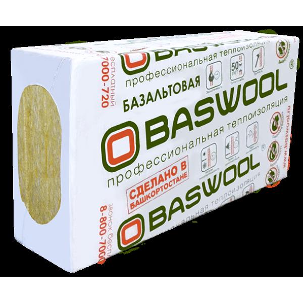 BASWOOL ЛАЙТ-45 1200*600*50